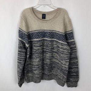 GAP Crew neck sweater size XXL I7